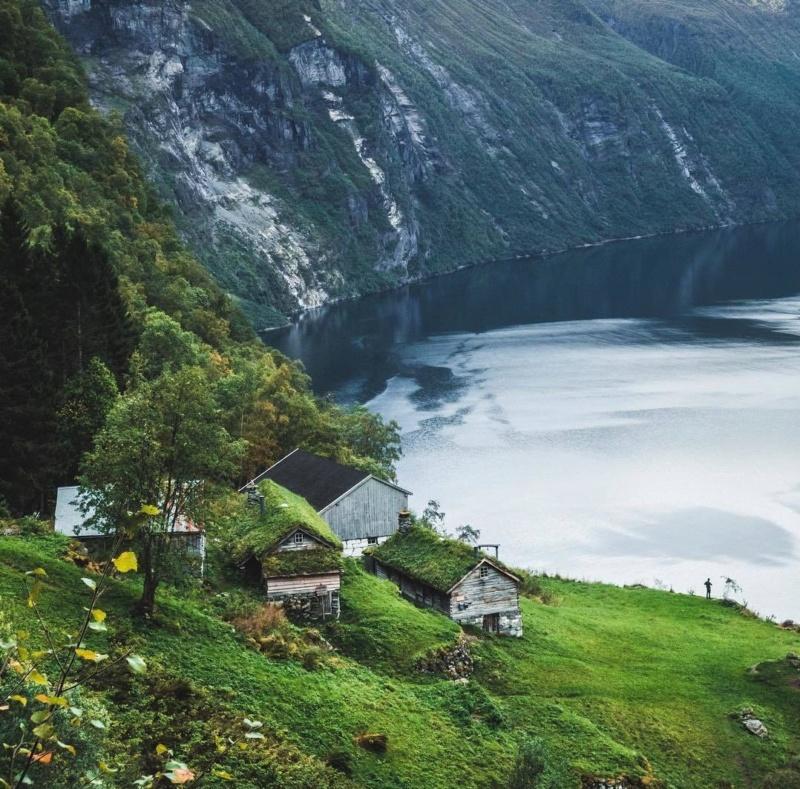 Роскошные пейзажи Норвегии - Страница 15 E3u9xe10