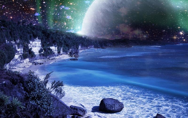 Звёздное небо и космос в картинках - Страница 33 E8ryyn10