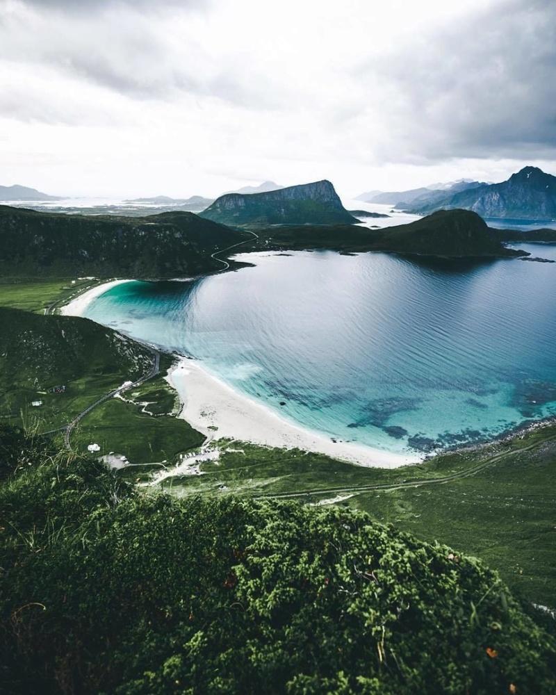 Роскошные пейзажи Норвегии - Страница 17 Ec2w7z10