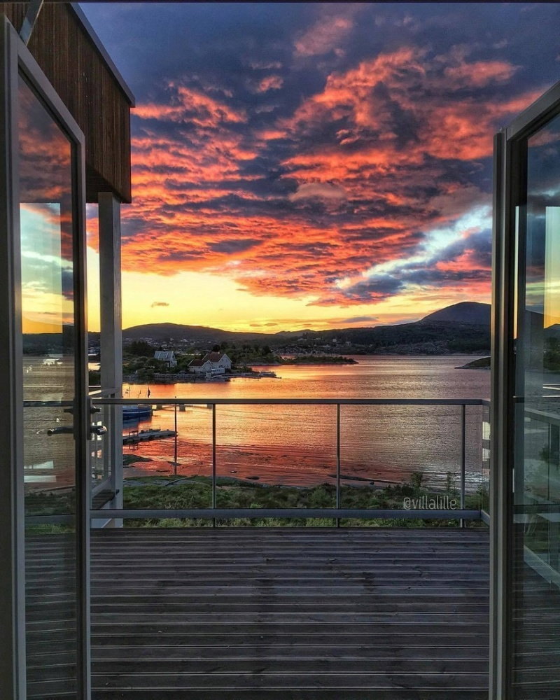Роскошные пейзажи Норвегии - Страница 16 Esvux010