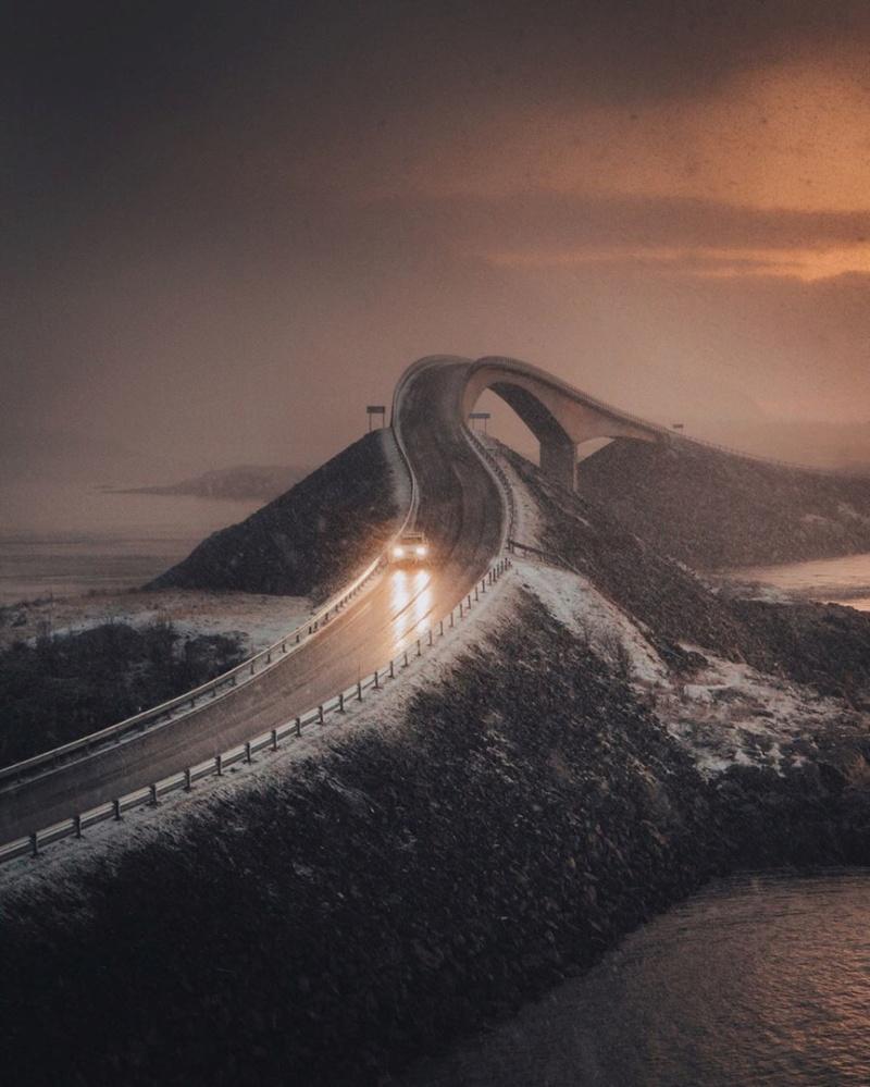 Роскошные пейзажи Норвегии - Страница 26 Exsxhw10