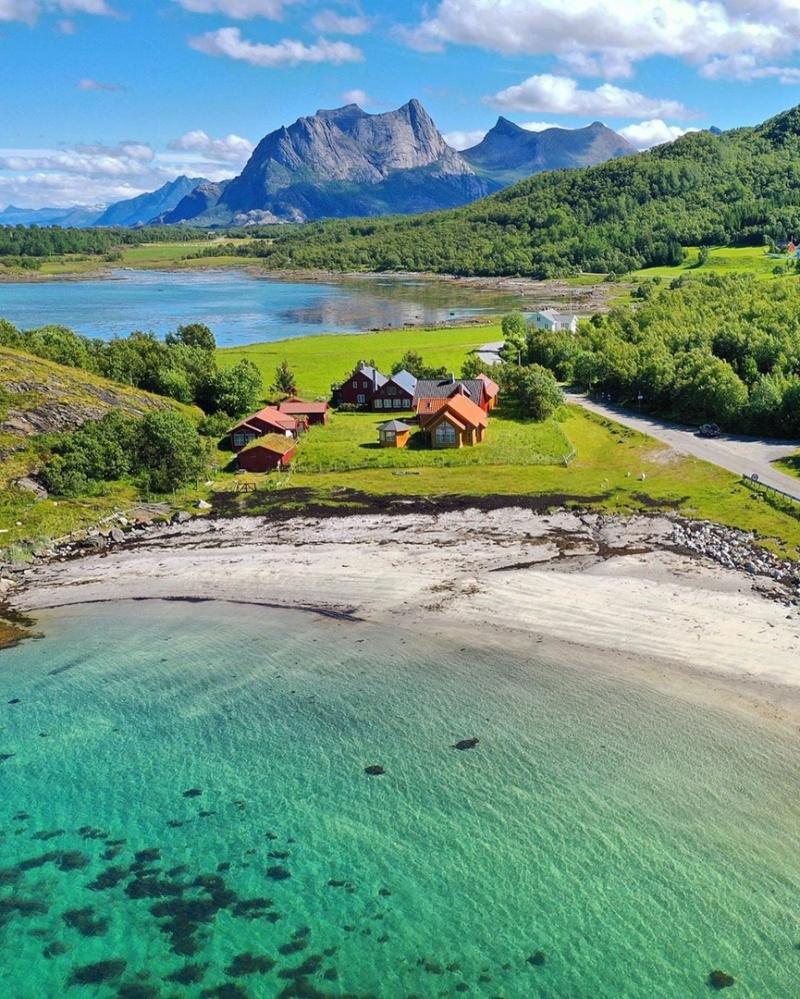 Роскошные пейзажи Норвегии - Страница 16 Exvzoe10