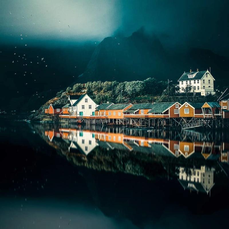 Роскошные пейзажи Норвегии - Страница 19 F57st710