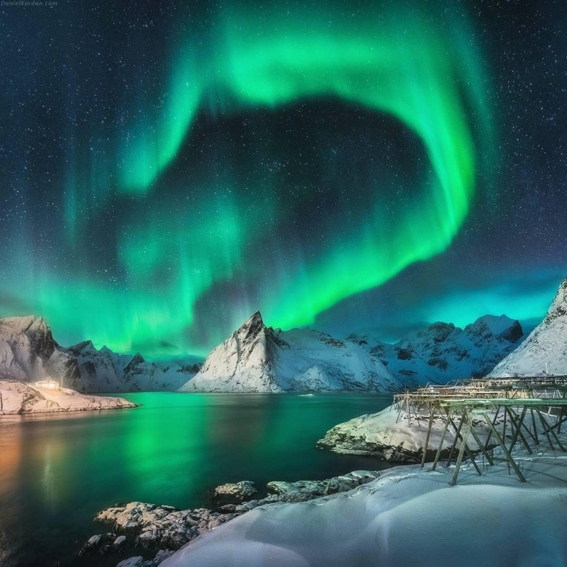 Роскошные пейзажи Норвегии - Страница 15 F9zynz10