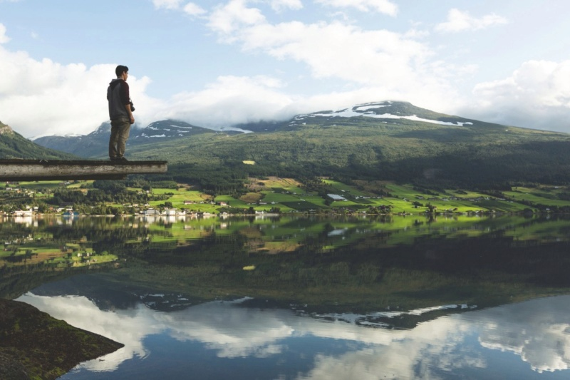 Роскошные пейзажи Норвегии - Страница 17 Gbjktj10