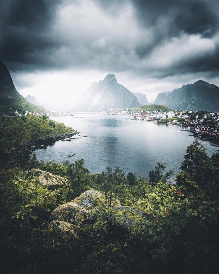 Роскошные пейзажи Норвегии - Страница 27 Gx5cco10