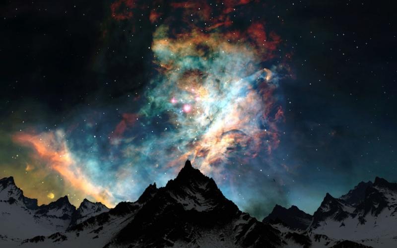 Звёздное небо и космос в картинках Hinugh10