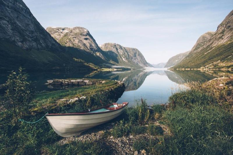 Роскошные пейзажи Норвегии - Страница 38 Hjyymd10
