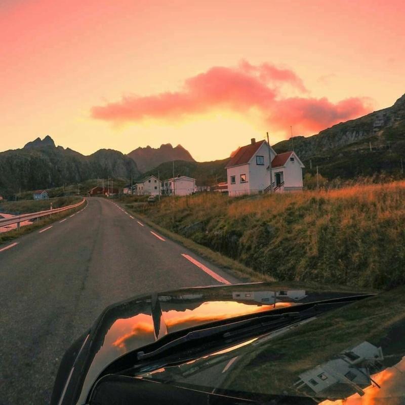 Роскошные пейзажи Норвегии - Страница 3 Hkrtim10