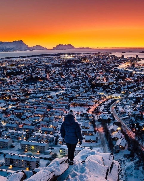 Роскошные пейзажи Норвегии - Страница 20 Hlod5a10