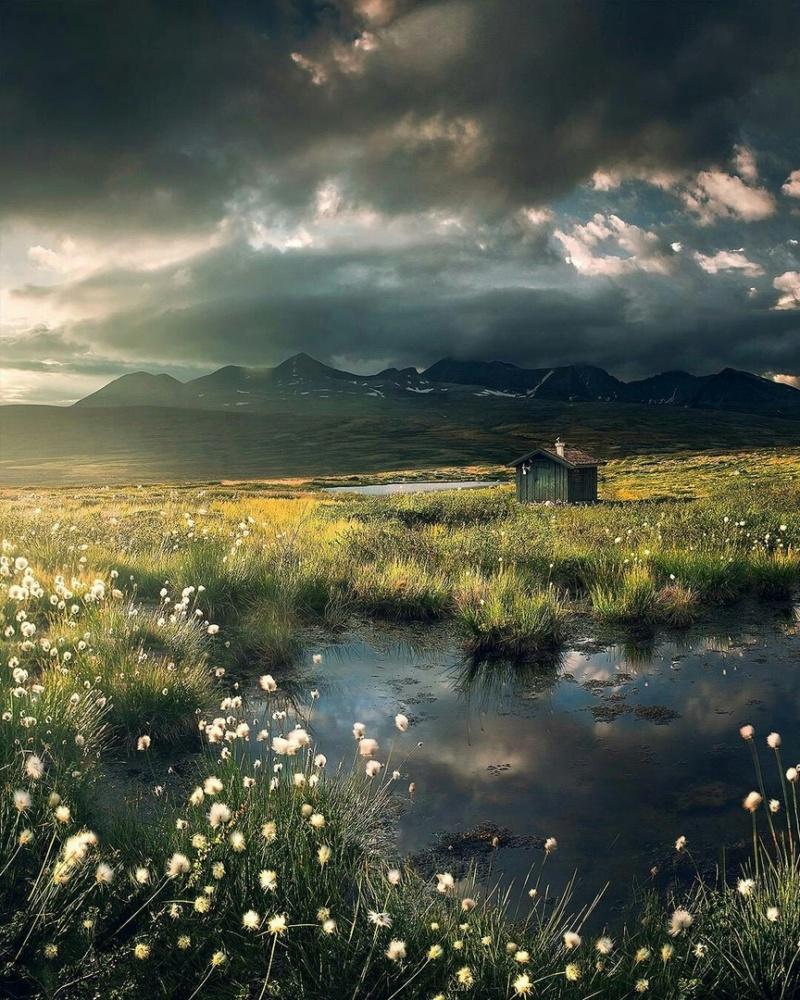 Роскошные пейзажи Норвегии - Страница 7 Hmwzoo10