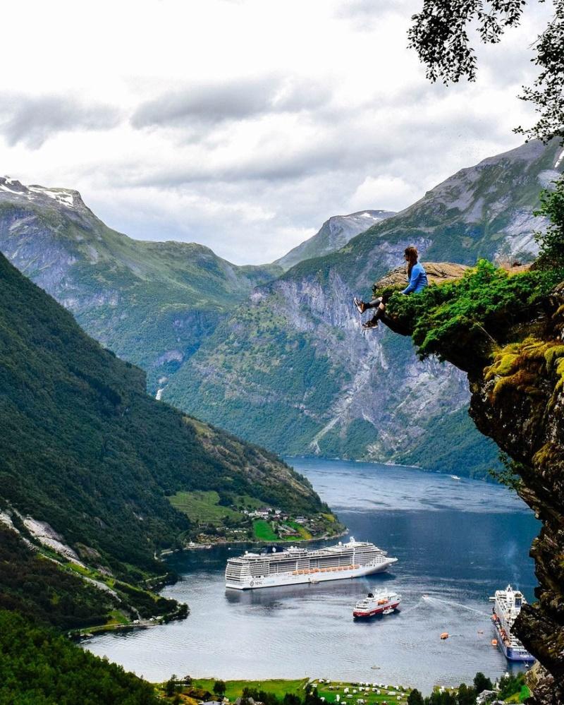 Роскошные пейзажи Норвегии - Страница 17 I56mlv10