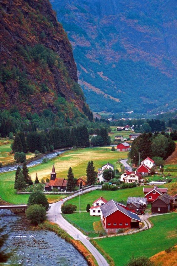 Роскошные пейзажи Норвегии - Страница 19 Jcmok910