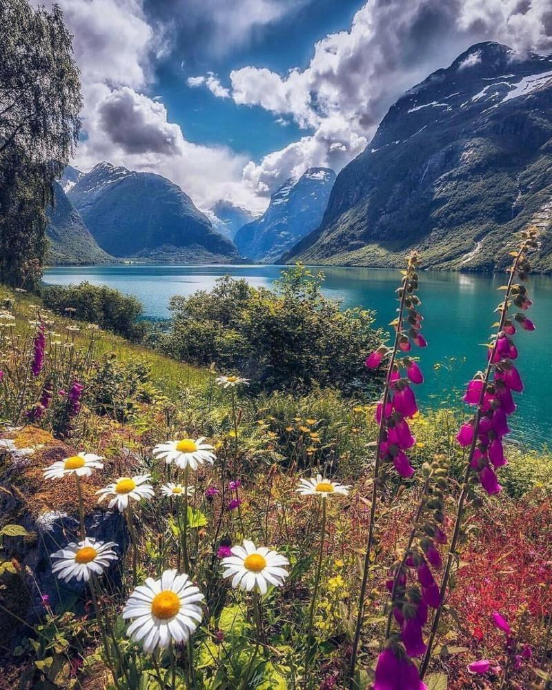 Роскошные пейзажи Норвегии - Страница 40 Jvxy5n10