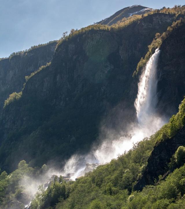 Роскошные пейзажи Норвегии - Страница 10 Kbyne910