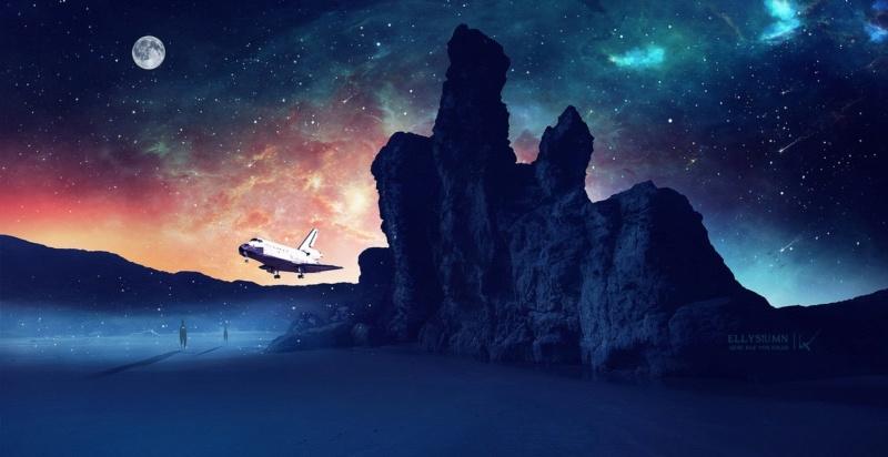 Звёздное небо и космос в картинках Kpqvck10