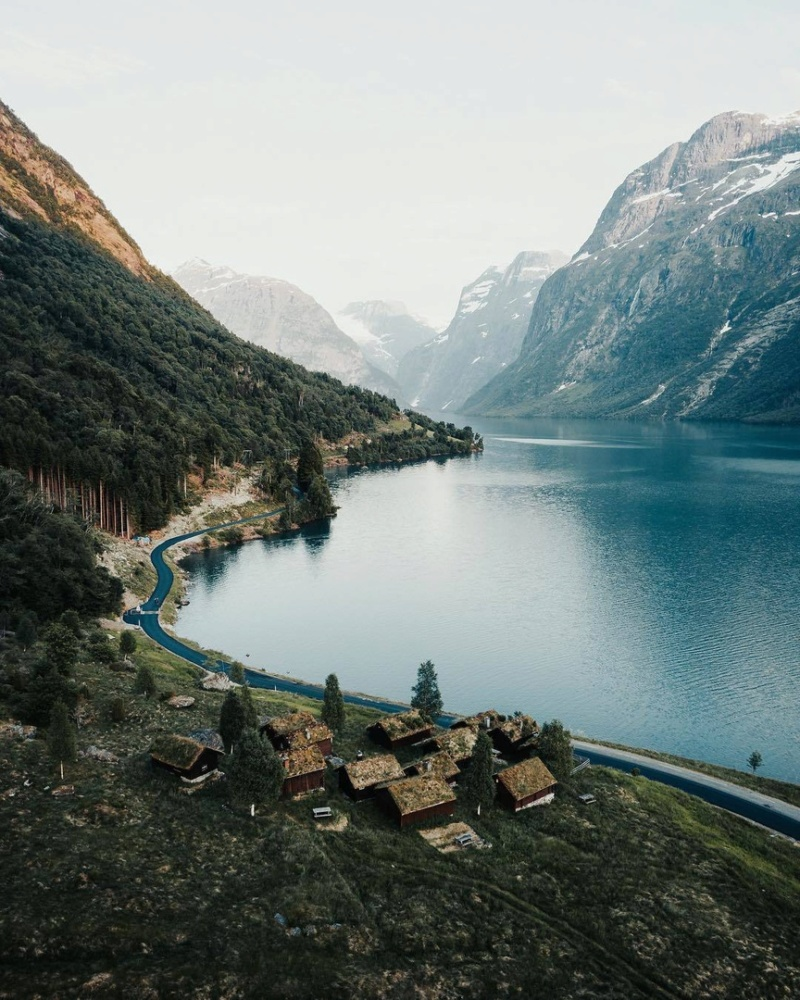 Роскошные пейзажи Норвегии - Страница 3 Kqmcio10