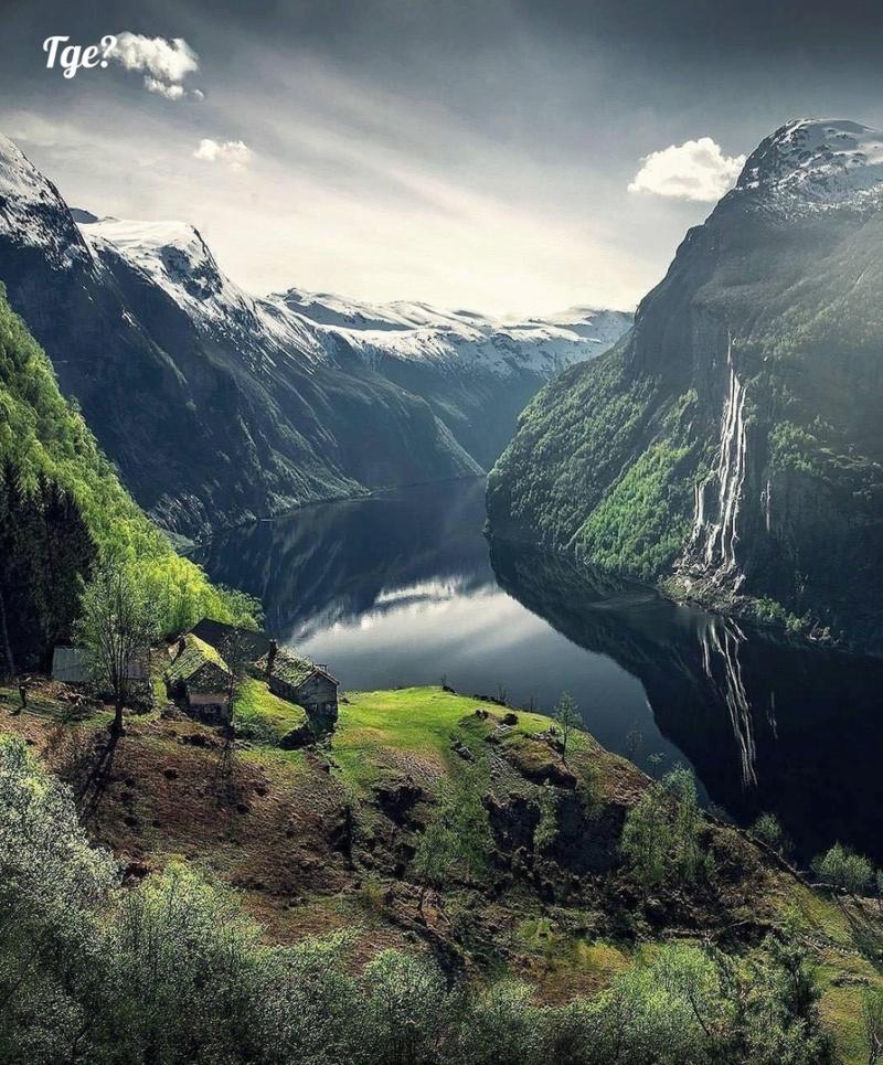 Роскошные пейзажи Норвегии - Страница 7 Ktfsdg10