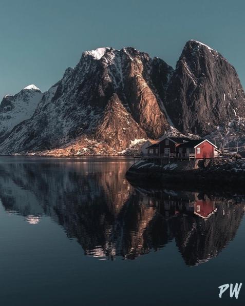 Роскошные пейзажи Норвегии - Страница 25 Lutldo10