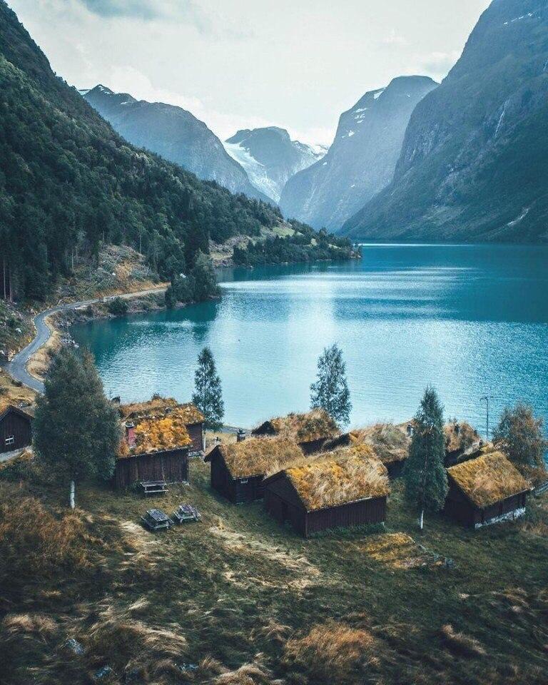Роскошные пейзажи Норвегии - Страница 14 Moscga10