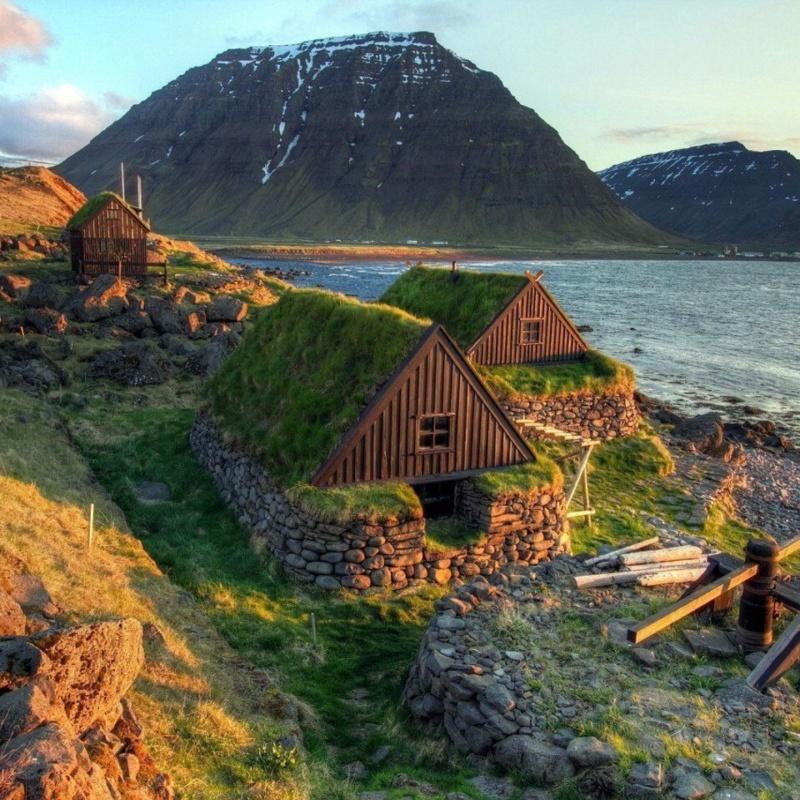 Роскошные пейзажи Норвегии - Страница 12 R7yh1x11