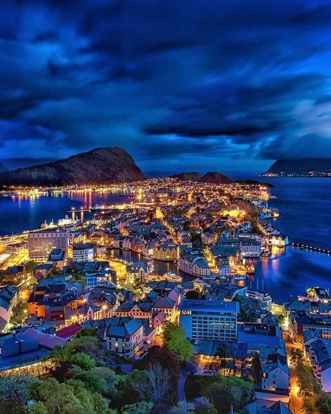 Роскошные пейзажи Норвегии - Страница 17 Re-hik10