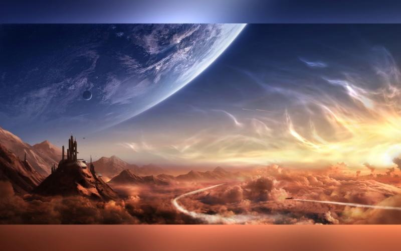 Звёздное небо и космос в картинках - Страница 6 Rtne-010