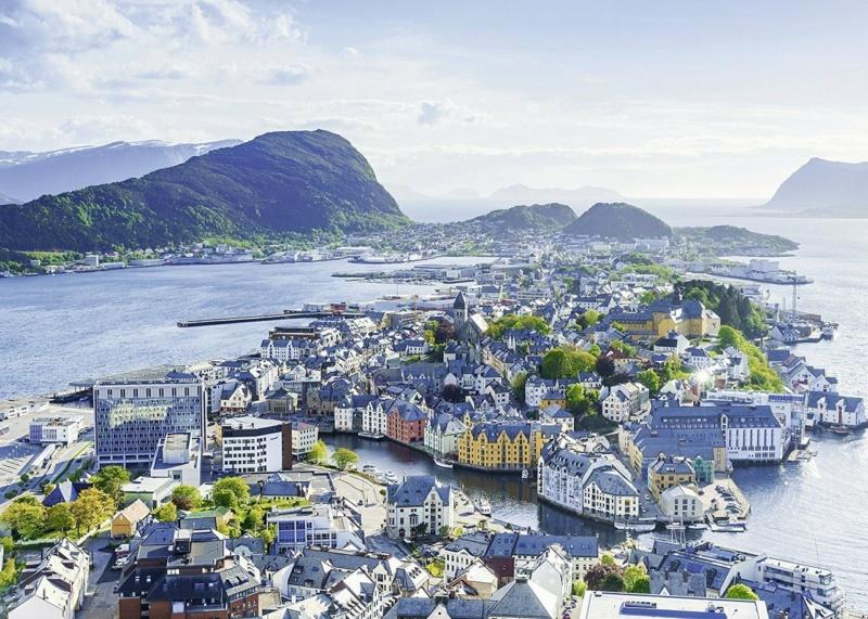 Роскошные пейзажи Норвегии - Страница 14 Sneqo110