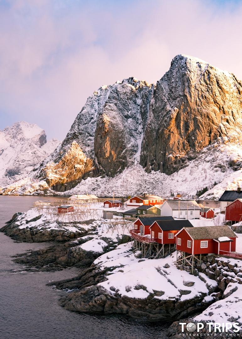 Роскошные пейзажи Норвегии - Страница 22 Suxte410