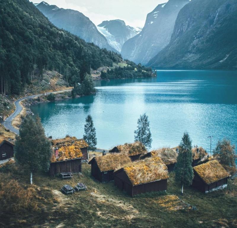 Роскошные пейзажи Норвегии - Страница 5 T51pey10