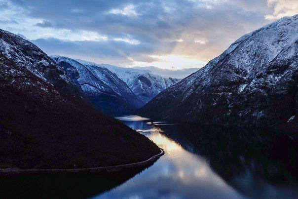 Роскошные пейзажи Норвегии - Страница 17 Tgb4oz10