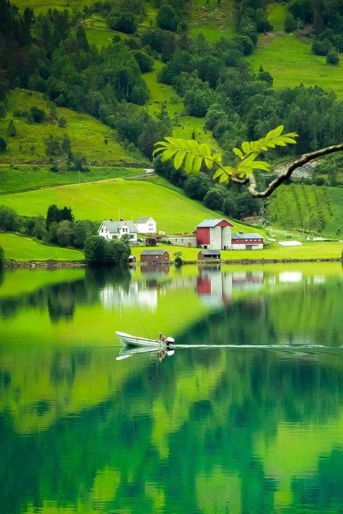 Роскошные пейзажи Норвегии - Страница 6 Uilmed10