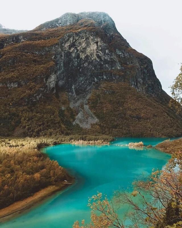 Роскошные пейзажи Норвегии - Страница 25 Vgukjk10
