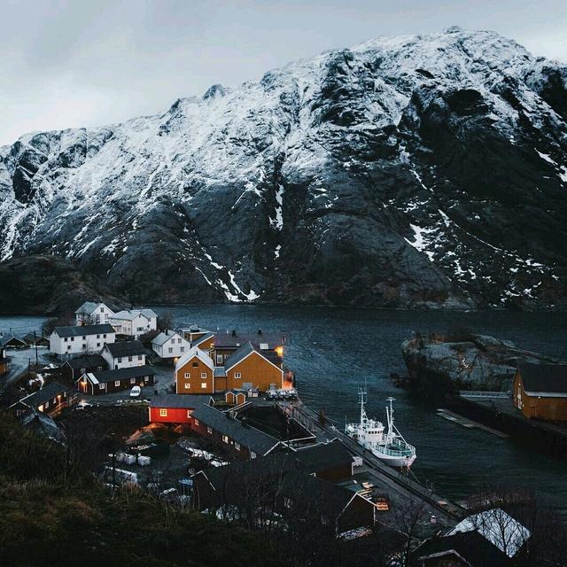 Роскошные пейзажи Норвегии - Страница 10 Yimgzv10