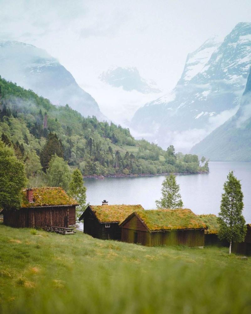 Роскошные пейзажи Норвегии - Страница 20 Zxoqg610