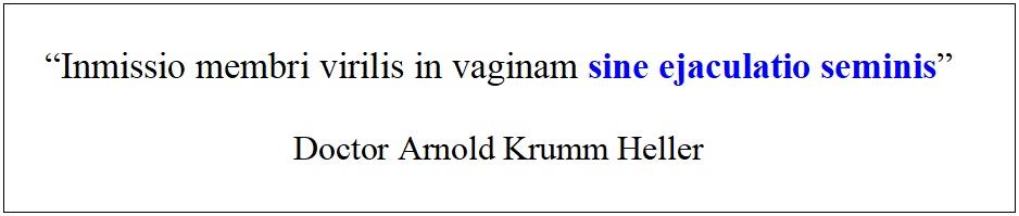 • Castidad Científica (lo que no nos han contado)... Castid80