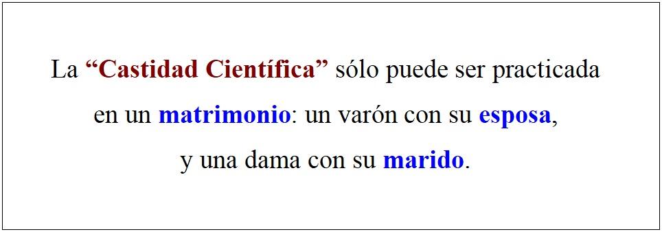 • Castidad Científica (LO QUE NO NOS HAN CONTADO)... - Página 2 Castid94