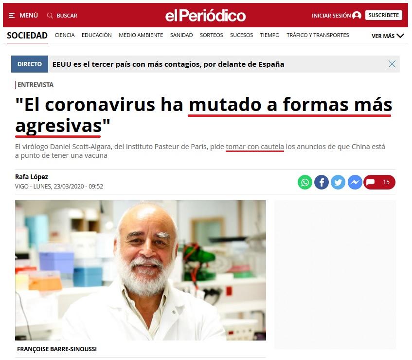 """""""La Misión Anglosajona"""": ¿Un adelanto del Coronavirus 10 años atrás? Coron118"""