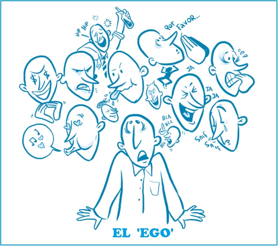 • ¿Dónde está y dónde no está Dios?... El_ego11