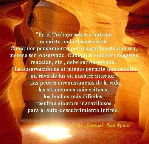 """• URGENCIA en la ELIMINACIÓN de nuestros defectos psicológicos (el """"YO PLURALIZADO"""", el """"ego"""")... Frase_10"""