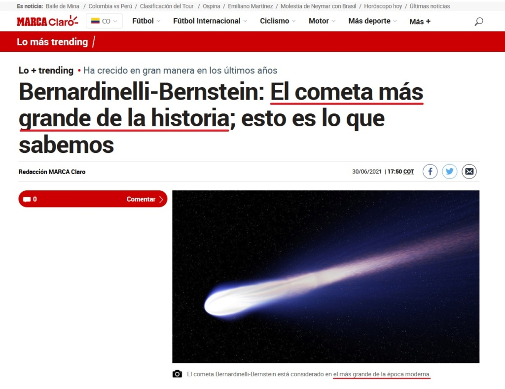 • Un enorme objeto se aproxima peligrosamente hacia el Sol... - Página 2 Herczl51