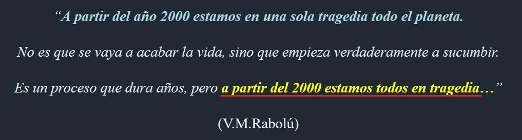 Ultimos Tiempos y Las Señales Rabolz14