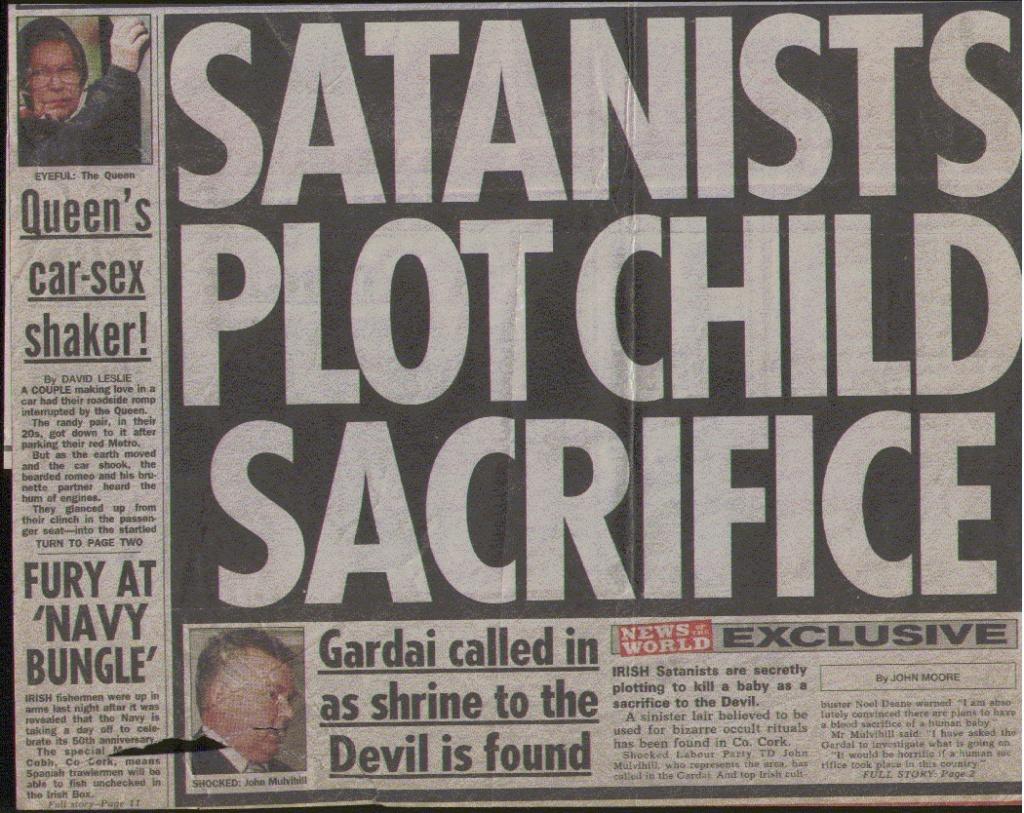 • ¿Sacrificios SATÁNICOS en pleno siglo XXI? Satani10