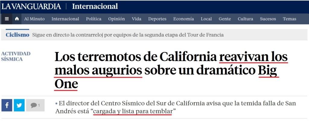 • Un DEVASTADOR TERREMOTO en California para 2030 es posible... Terrem11