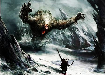 Troll de la montaña [Tipo: Fae] [Localización: Reinos del Norte] [Dificultad: Difícil] 33323210