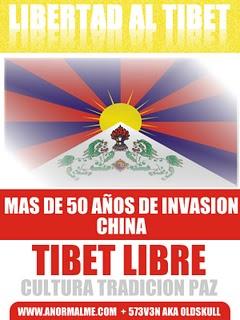 Tibet (China)  enseñará OM Anorma10