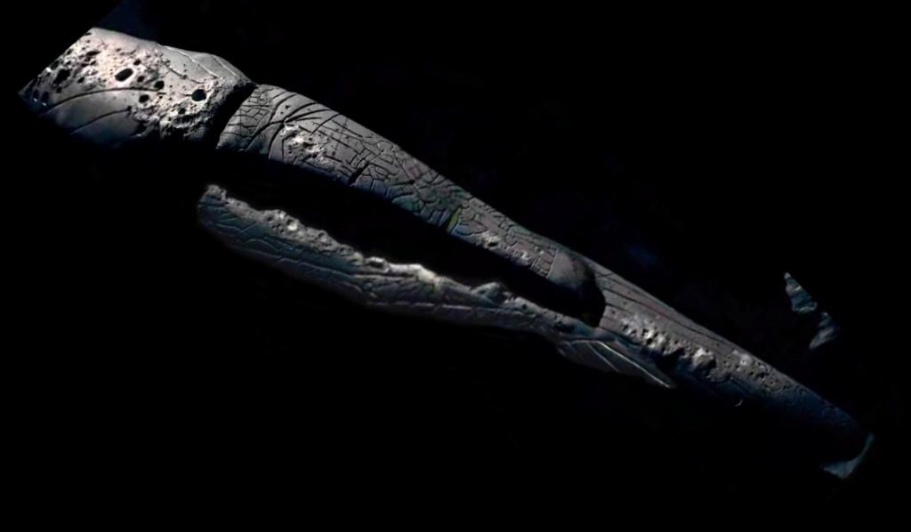 parravicini, swaruu de erra y la momia de la luna Apollo11