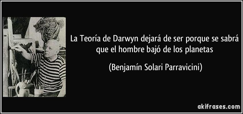 la teoría de darwin Frase-10