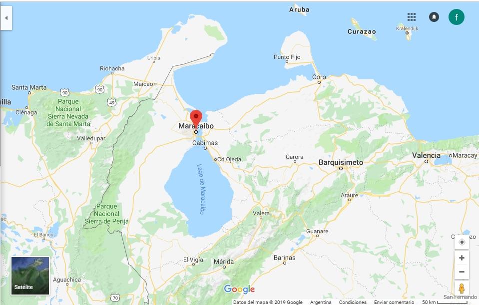 Venezuela Caos del Caribe palmera relacion entre 2 psicos Maraca10