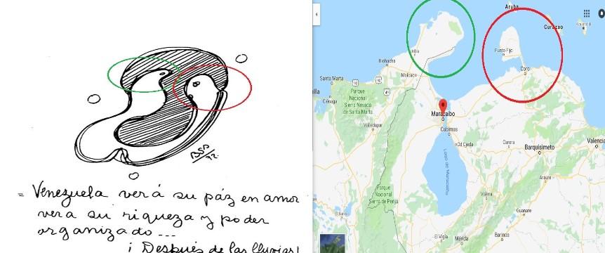 Venezuela Caos del Caribe palmera relacion entre 2 psicos Maraca11